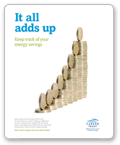 It all adds up - Poster