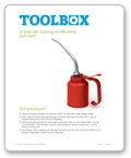 Optimised Site Running - Toolbox Talk